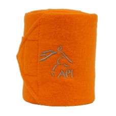 Fair Play fleece Bandages orange