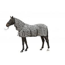 HKM Vliegendeken Zebra met hals